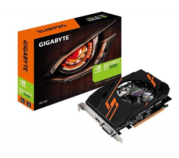 Gigabyte GV-N1030OC-2GI GT 1030 OC 2GB GDDR5 Graphic Card