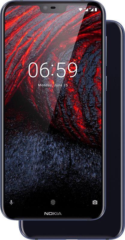 Nokia 6.1 Plus (4GB - 64GB)