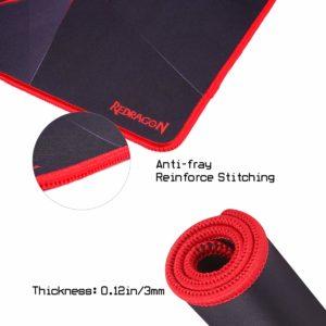 Redragon P012 Premium-Textured Gaming Mouse Mat