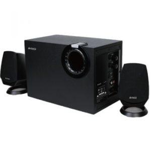 A4Tech Q-2000 2.1 Multimedia Speakers