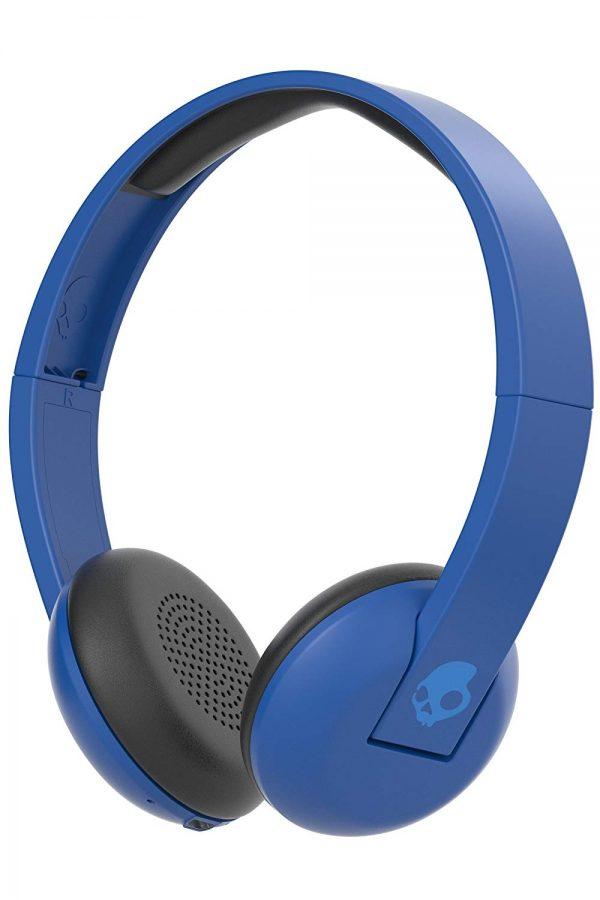 Skullcandy Uproar Wireless Bluetooth Headphones - Royal Blue