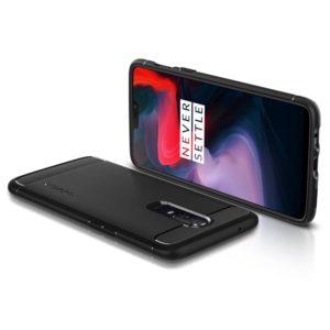 Spigen OnePlus 6 Case Rugged Armor - Black