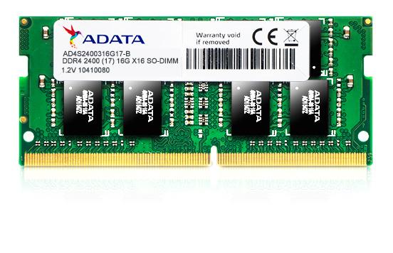 Adata Premier SO-DIMM DDR4 2400 4GB 260-Pin