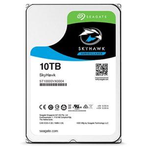 Seagate SkyHawk SATA 5900RPM 64MB Cache Surveillance Hard Drive - 10TB