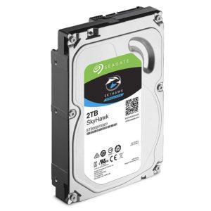 Seagate SkyHawk Surveillance SATA 6Gb/s 256MB Cache 3.5-Inch Internal Hard Drive - 2TB