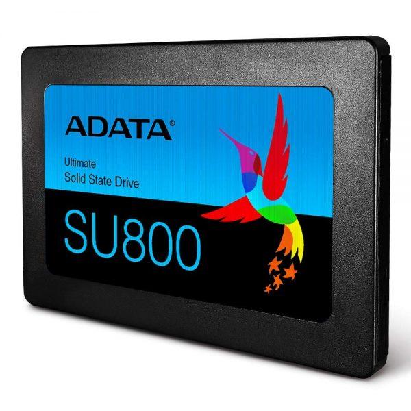 "Adata SU800 3D-NAND 2.5"" SATA III Solid State Drive - 128GB"