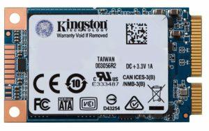 Kingston SUV500MS mSATA Solid State Drive - 240GB