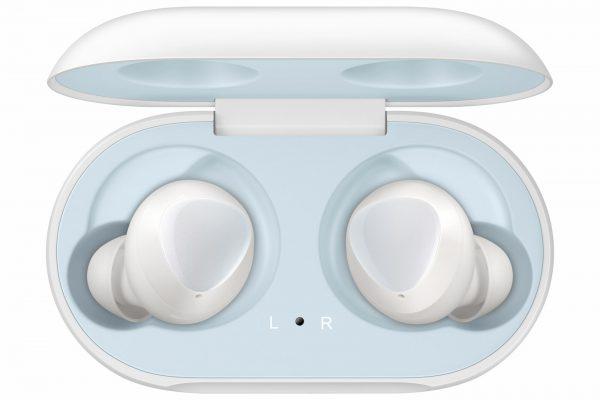 Samsung Galaxy Buds True Wireless In Ear Headphones - White