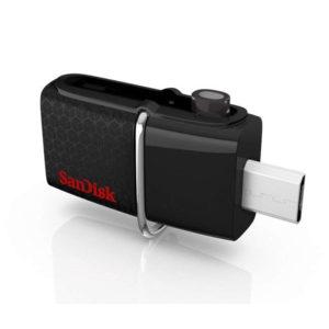Sandisk Ultra Dual USB Drive 3.0 OTG - 128GB