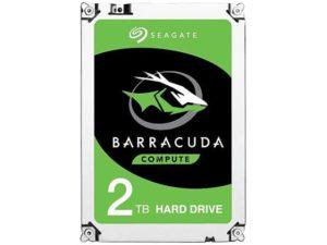 Seagate Barracuda 2000GB SATA (7200 RPM NCQ 6GB/S 64MB CACHE)