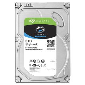 "Seagate SkyHawk 3TB Video Surveillance Hard Drive -  SATA 3.5"" 5900RPM, 64MB Cache"