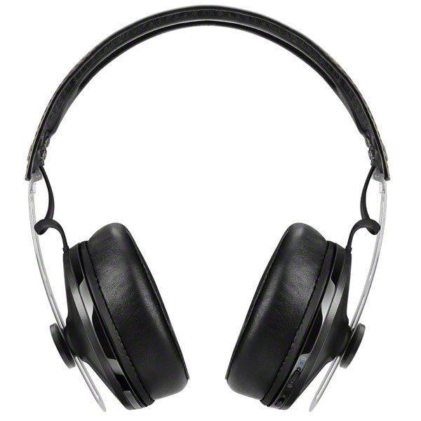 Sennheiser Momentum 2 Bluetooth Wireless Headphone with Integrated Microphone - Black