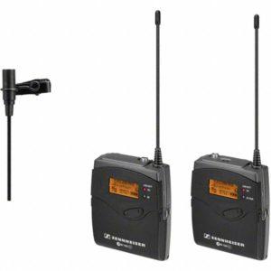 Sennheiser ew 112-p G3 Lavalier Clip-On Microphone Wireless Set