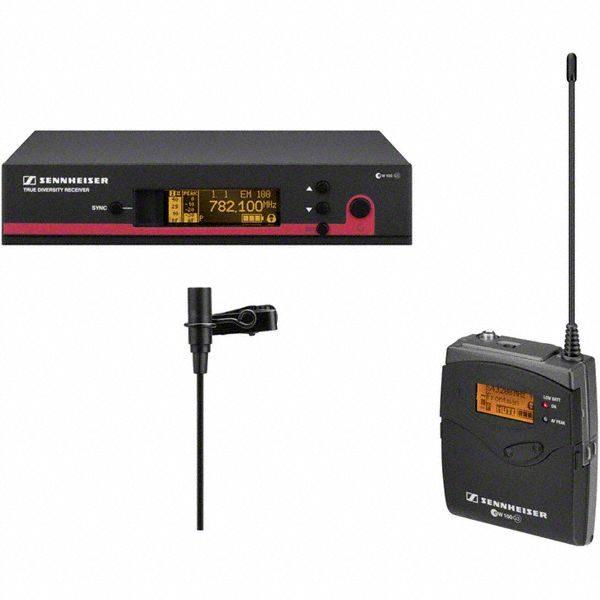 Sennheiser ew 112 G3 Lavalier Microphone Clip-On-Set