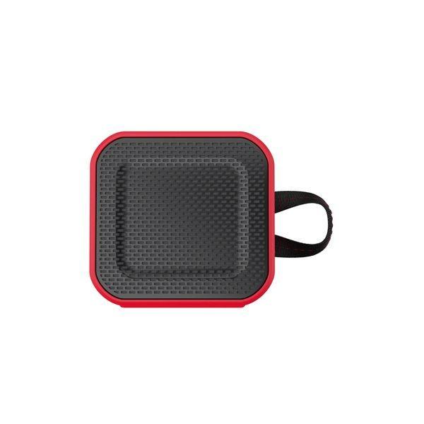SkullCandy Barricade Mini Bluetooth Wireless Portable Speaker - Red/Black