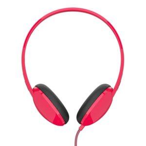 SkullCandy Stim On-Ear Headset - Red