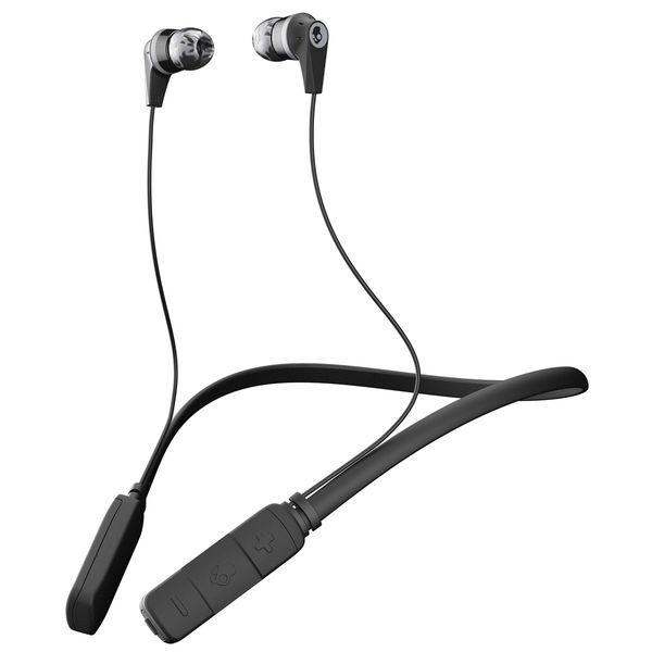 Skullcandy Ink'd Wireless Earphones - Black/Gray