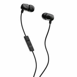 Skullcandy JIB In-Ear Ear Buds with Mic - Black/Black