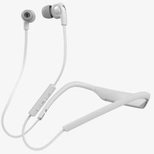 Skullcandy Smokin' Buds 2 Wireless Earphones - White/Chrome