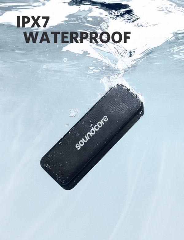 Anker Soundcore Motion B Waterproof Portable Bluetooth Speaker