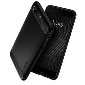 Spigen OnePlus 5 Case Rugged Armor - Black