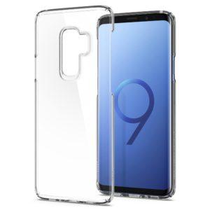 Spigen Samsung Galaxy S9 Plus Case Thin Fit - Crystal Clear