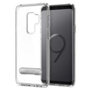 Spigen Samsung Galaxy S9 Plus Case Ultra Hybrid S - Crystal Clear