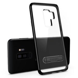 Spigen Samsung Galaxy S9 Plus Case Ultra Hybrid S - Midnight Black