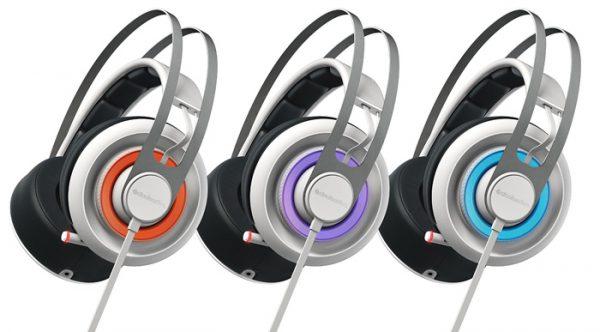 SteelSeries Siberia 650 Gaming Headset - White