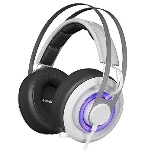 SteelSeries Siberia Elite Prism Gaming Headset - White