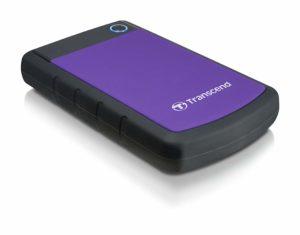 Transcend Rugged StoreJet 25H3 USB 3.0 - 4TB