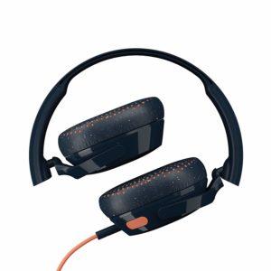 Skullcandy Riff On-Ear Headphones with Mic - Blue/Speckle/Sunset