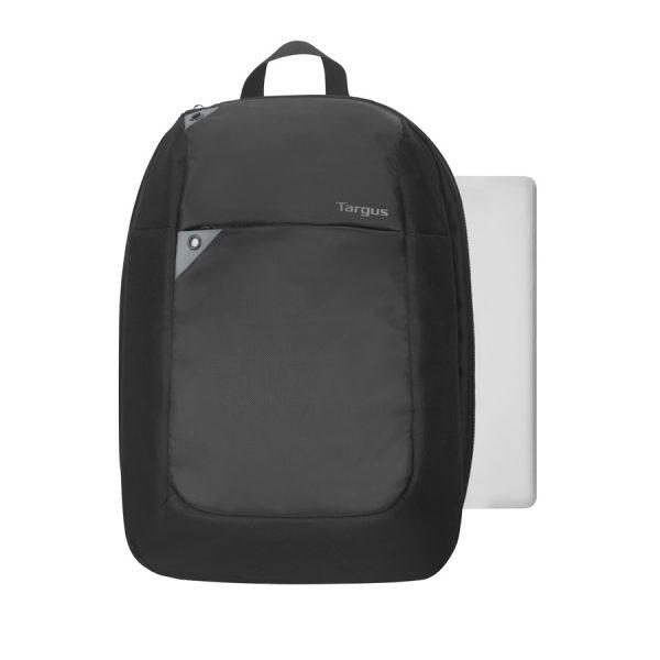 "Targus Intellect 15.6"" Laptop Backpack - Black/Grey"