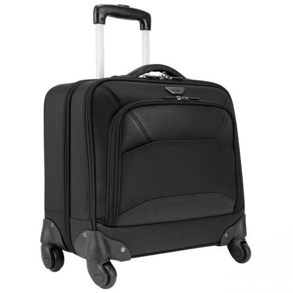 """Targus 15.6"""" Mobile ViP 4-Wheeled Business & Overnight Roller"""