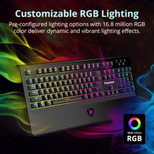 Tronsmart TK09R RGB Mechanical Gaming Keyboard - US Version