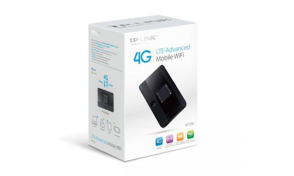 TP-Link M7350 LTE-Advanced Mobile WiFi