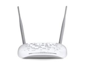 TP-Link TD-W9970 300Mbps Wireless N USB VDSL2 Modem Router