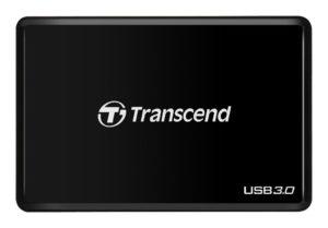 Transcend USB 3.Multi-Card Reader - Black