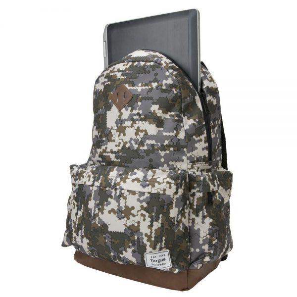 """Targus 15.6"""" Strata Backpack (Hexagon Pattern)"""