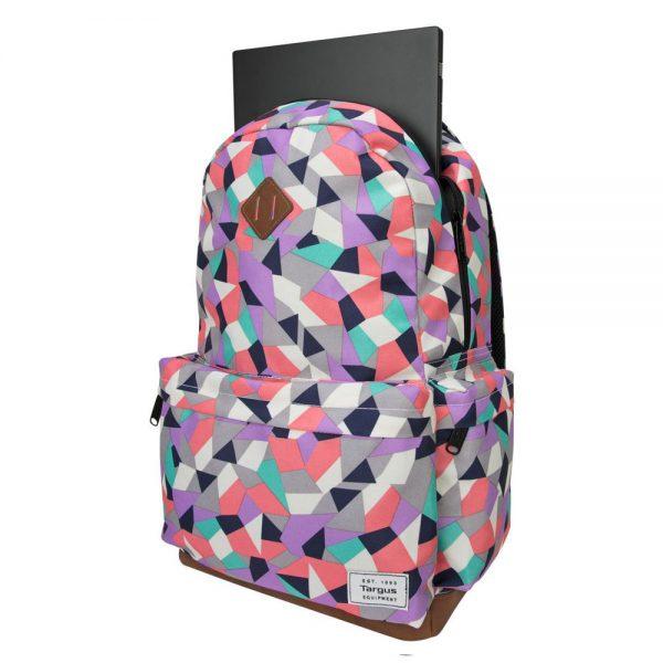 "Targus 15.6"" Strata Backpack (Geometric Pattern)"