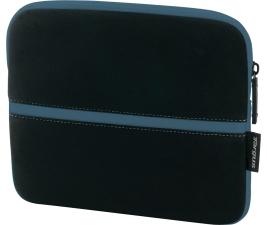 """Targus 10.2""""   Slipskin Peel Netbook Case (Black/Blue)"""