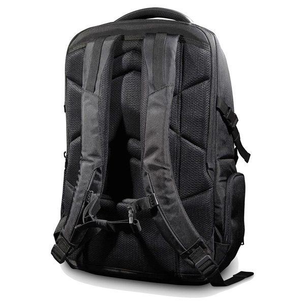 "Targus 17.3"" Strike Backpack - Black/Red"