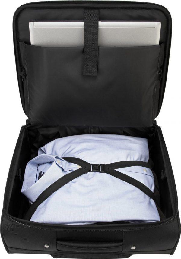 "Targus 15.6"" Rolling Overnighter/Laptop Case"