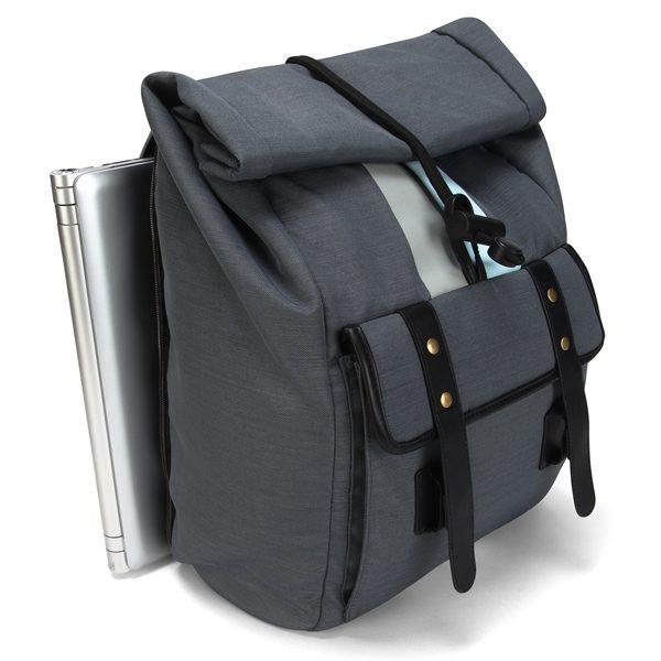 """Targus Geo 15.6"""" Mojave Laptop Backpack - Grey"""