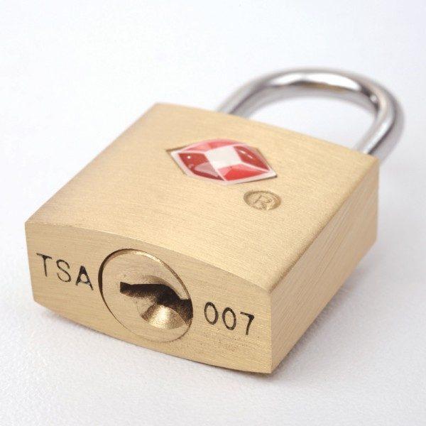 Travel Blue 2x TSA Lock