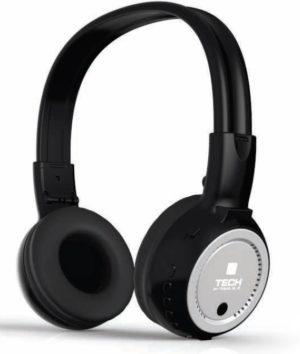Travel Blue 530 Bluetooth Headphones - Black/Silver
