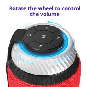 Tronsmart Element T6 25W Portable Bluetooth Speaker - Red