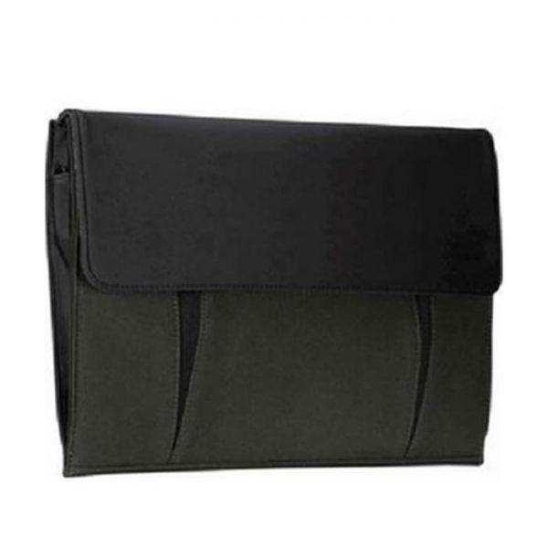 "Targus 14"" Notebook Ultralife Canvas Slipcase - Olive"