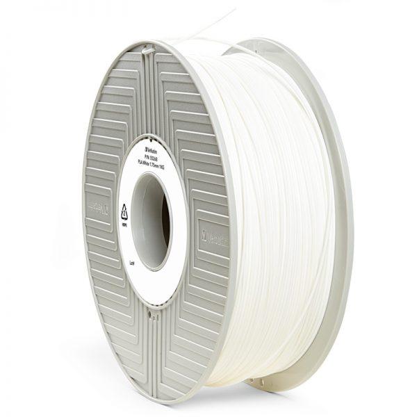 Verbatim PLA 3D Filament - 1.75mm 1kg - White