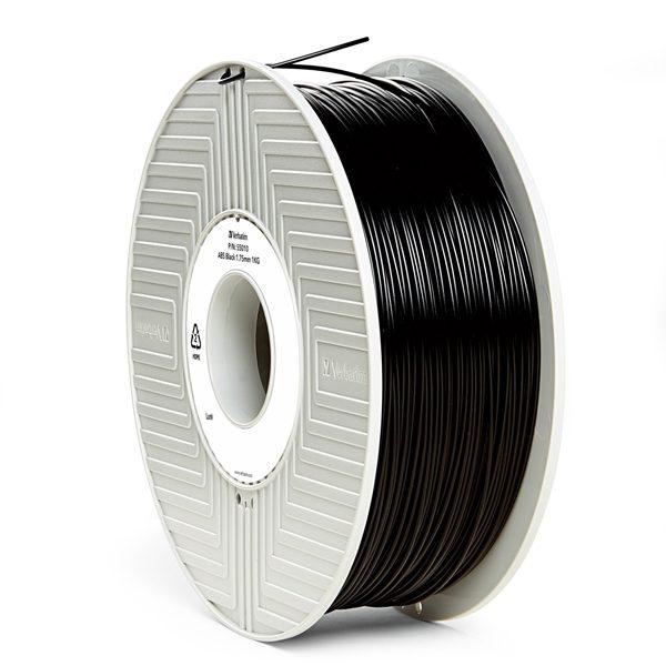 Verbatim ABS 3D Filament - 1.75mm 1kg - Black